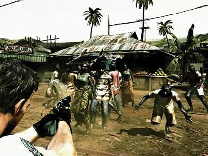 Resident Evil 5: Demo auch in Europa