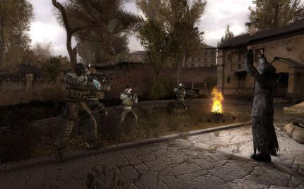 S.T.A.L.K.E.R. Clear Sky: Neue GC-Screenshots