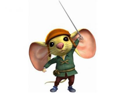 The Tale of Despereaux: Spiel zum Animationsfilm