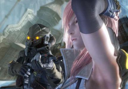 Final Fantasy XIII: Qualitativ hochwertige Screenshots