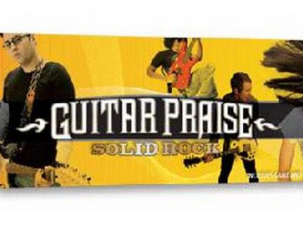 Guitar Praise: Solid Rock: Christliche Konkurrenz für Guitar Hero