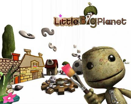 Little Big Planet: Happy Birthday Sackboy!