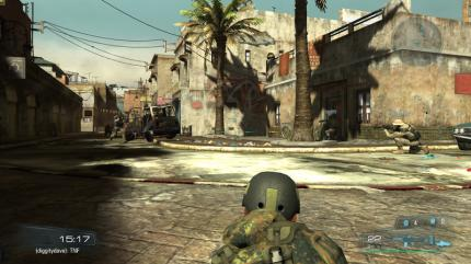 SOCOM: Confrontation: GC 2008 Gameplay Video