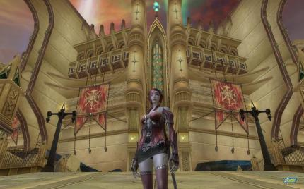 Aion: The Tower of Eternity: Neue Screens von der GC 2008