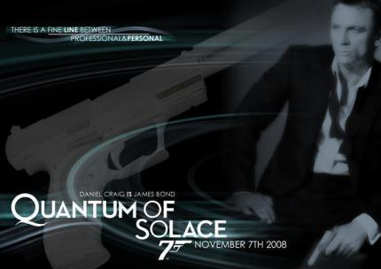 James Bond: Quantum of Solace: Preview des neuen 007-Auftritts