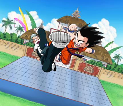 Dragon Ball: Origins: Massig neue Screenshots