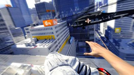 Mirrors Edge: Konsolen-Version im November