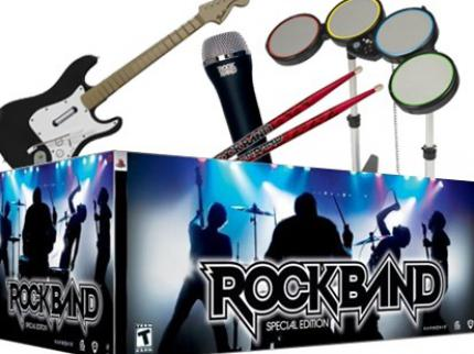Rock Band: Preissenkung des Instrumenten-Bundle