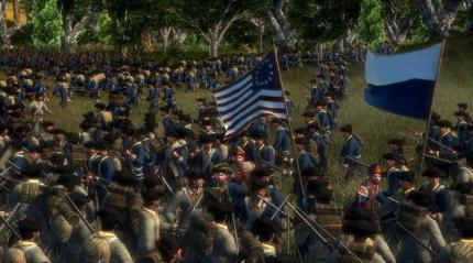 Empire: Total War: Neues Video zeigt Landschlachten