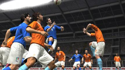 PES 2009: User zeigen eigene Freestyle-Tricks