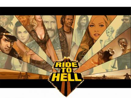 Ride to Hell: Erstes Teaser-Video erschienen