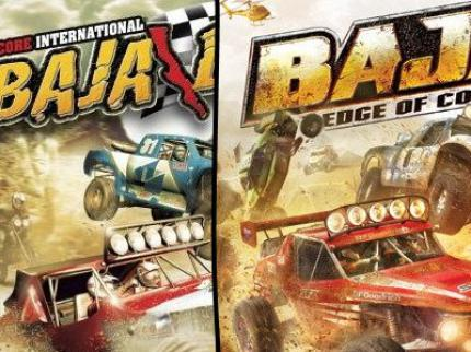 Score International Baja 1000: THQ verklagt Activision wegen Cover