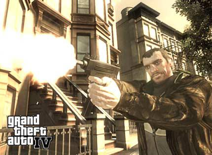 Grand Theft Auto IV: PS3 Trophies