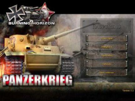Panzerkrieg - Burning Horizon 2: Erster Bonus-Download