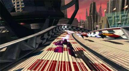 WipEout HD: Erster Patch online