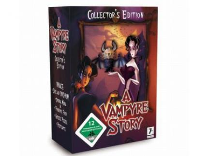 A Vampyre Story: Collectors Edition bestätigt
