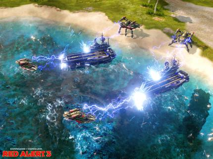 Command and Conquer: Alarmstufe Rot 3