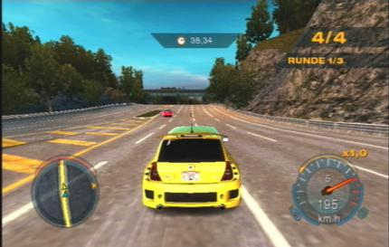 Need for Speed: Undercover im Gamezone-Test
