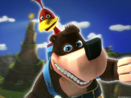Banjo Kazooie - Nuts & Bolts: Demo ab sofort