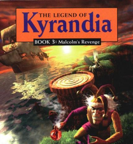 The Legend of Kyrandia: Malcolm's Revenge - Book 3 - Böser Hofnarr - Leser-Test von baktakor