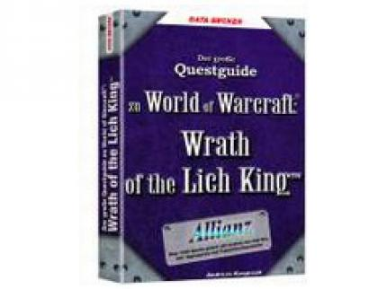 WoW: Wrath of the Lich King: Data Becker bringt Allianz-Questguide
