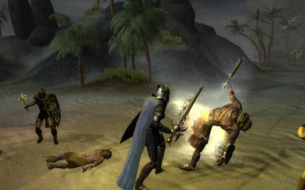 Neverwinter Nights 2: Hotfix und neues Update angekündigt