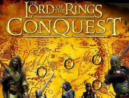 Lord of the Rings: Conquest: Trophäenliste