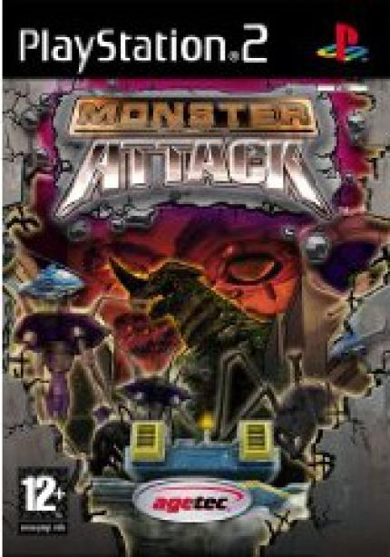 Monster Attack: Review zu Monster Attack - Leser-Test von Espana 4-ever