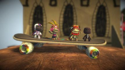 Little Big Planet: Level Pack erscheint am Donnerstag