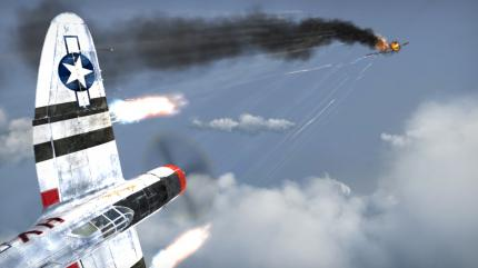Heroes over Europe: Neue Screens zur Action-Flugsimulation