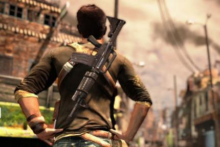 Uncharted 2: Among Thieves: Neues Bildmaterial von Drake