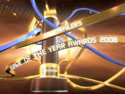 Gametrailers: Game of the Year Awards 2008 - Teil 5