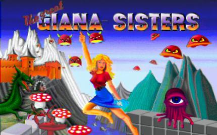 The Great Giana Sisters DS: Kostenlose Hörprobe des Soundtracks