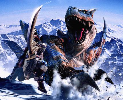 Monster Hunter G: Neue Bilder des Wiimakes