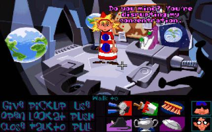 Day of the Tentacle: Ein echter Klasiker ! - Leser-Test von CONQUEROR