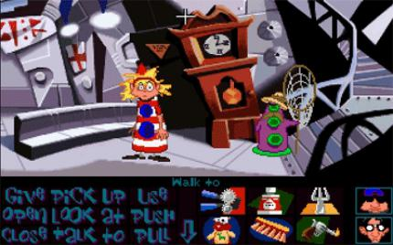Day of the Tentacle: Eins der besten Adventure. - Leser-Test von |BBD|Diablo