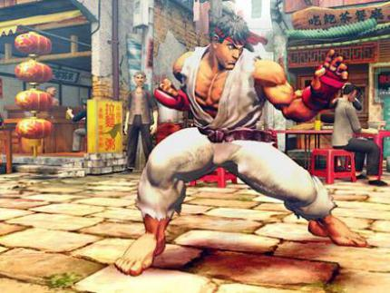Street Fighter IV: Turnier auf Kinoleinwand