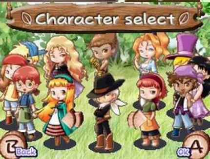 Harvest Moon: Frantic Farming: NDS Version angekündigt