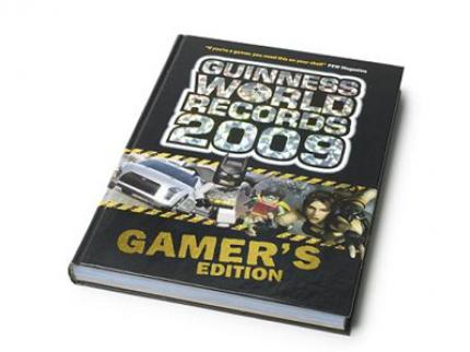 Guinness World Records: Gamers Edition 2009 ab heute erhältlich