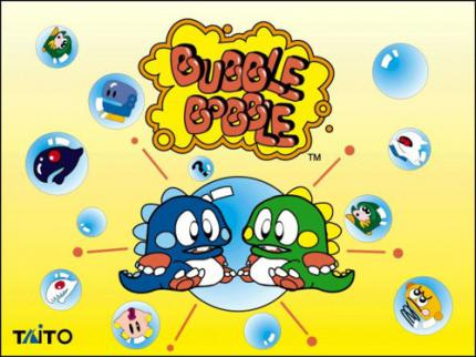 WiiWare: Bubble Bobble Remake