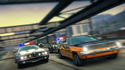 Burnout Paradise: Erste Cops & Robbers – Screens