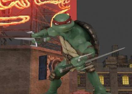 TMNT: Smash Up: Neue Bilder der Turtles