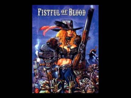 Fistful of Blood: Neues Spiel zum Heavy Metal Universum