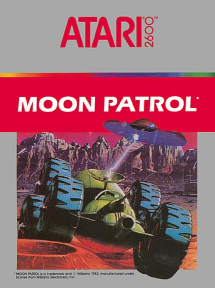 Moon Patrol: Save the Moon ! - Leser-Test von michathehedgehog