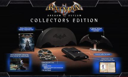 Batman: Arkham Asylum: PS3-Collectors Edition vorgestellt