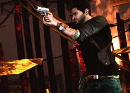Uncharted 2: Among Thieves: Neue Bilder von Drake & Co.
