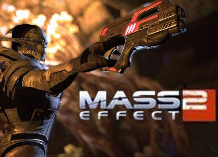 Mass Effect 2: Neue Bilder & Wallpaper