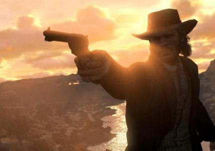 Red Dead Redemption: The Red and the Dead