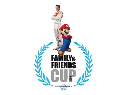 Family and Friends Cup 2009: Mit Nintendo dicke Audis gewinnen