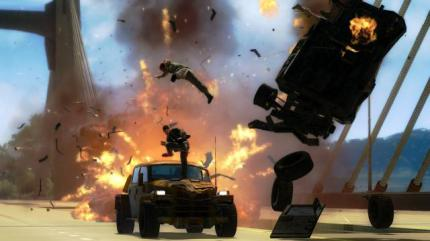Just Cause 2: Neue Screens zum Action-Kracher
